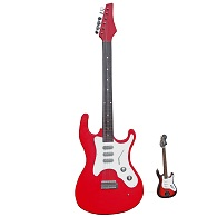 Huge Guitar Red - Click here for details