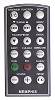 Memphis 5in1 Music Centre Remote