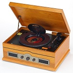 USB Norfolk Stereo Record Player - Click on image for more details