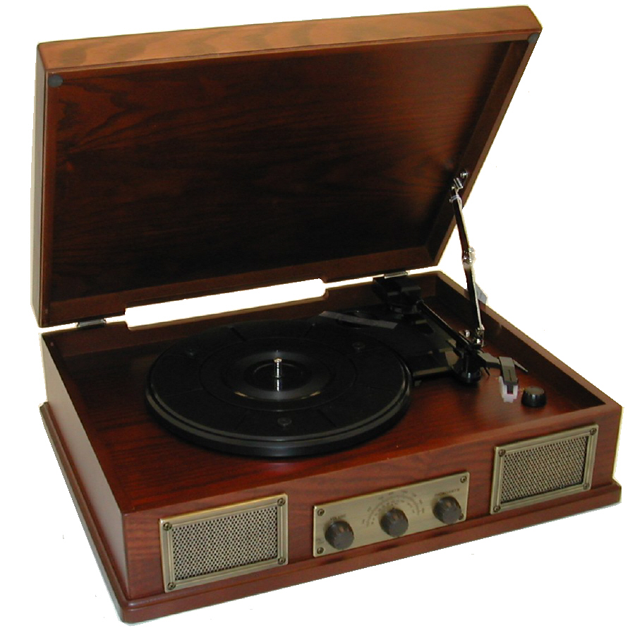 Norwich Retro Record Player with USB  Retro Record Players  Wotever