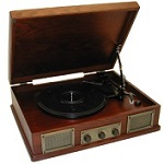 USB Norwich Stereo Record Player - Click on image for more details