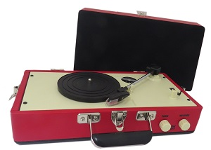 SRP025 Ultra Compact Record Player