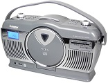 Stirling 4 Radio/CD Player - Click on image for more details
