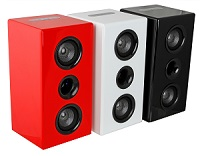 Studio Bluetooth Boom Box Speaker System - Click on image for more details
