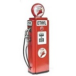 Texaco Fire Chief Resin Gas Pump - Click here for details