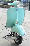 Full Size Vespa Lamp - Click here for details