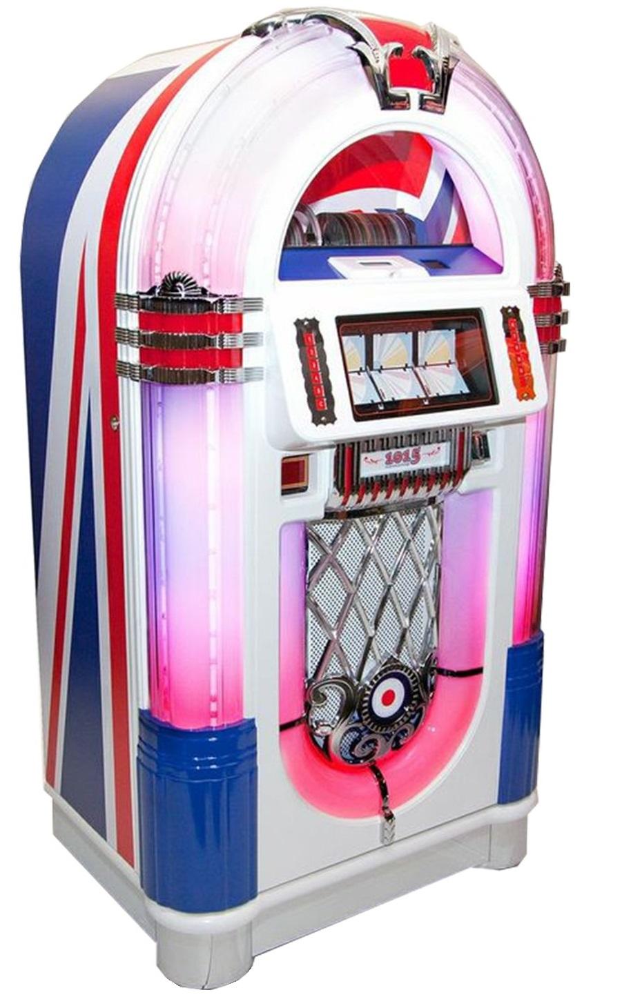 1015 Britannia Jukebox