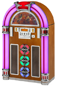 CD Rock Zero Jukebox - Click on image for details