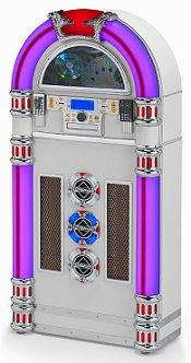 White Encode CD Zero 50 Jukebox - Click on image for details