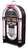 MP3 CD Rock One 14 Jukebox Cherrywood - Click on image to enlarge