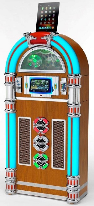Bluetooth Touch Rock 50 Two Wi-fi Jukebox