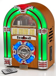 Classic Rock Mini Jukebox - Click on image for details