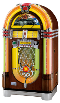Wurlitzer Jukebox - Click on image for details