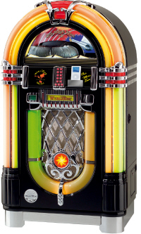iPod Wurlitzer Jukebox - Click on image for details
