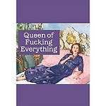 Queen Of Everything Fridge Magnet