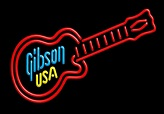 Gibson Neon Sign