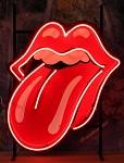 Tongue Neon Sign