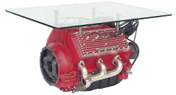 V8 Engine Table - Click here for details