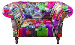 Alhambra Patchwork Sofa Suite - Click here for details