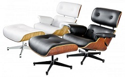 Eames Style Leisure Chair - Click here for details