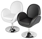 Retro Egg Chairs - Click on image for more details