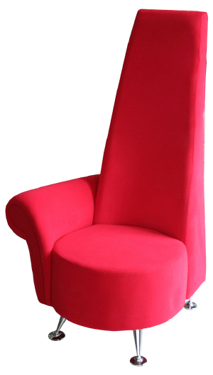 Mini Potenza Chair Red