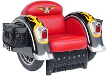 Motorcycle Chair - Click here for details