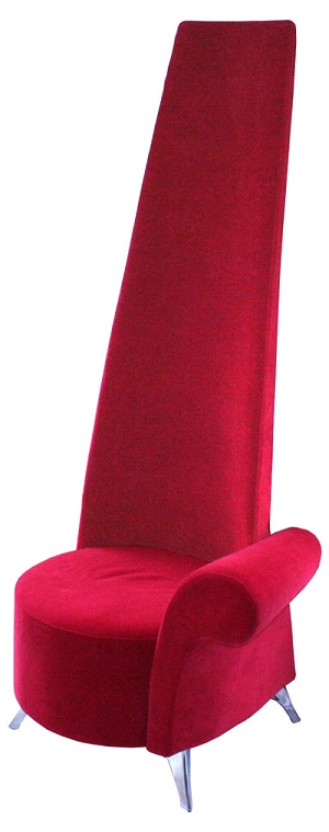 Potenza Chair Red