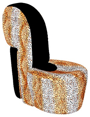 Stiletto Shoe Chairs  - Click on image to view other images