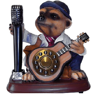 Meerkat Phone - Click on image to enlarge