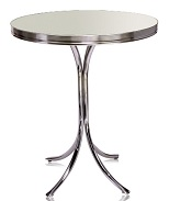 Tall Bistro Table - Click on image to view Colours & Details
