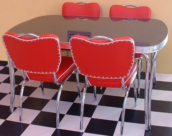 50s Diner Sets Wotever Co Uk Retro Kitchen
