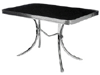 TO36 Retro Diner Table - Click on image to view more details