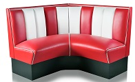Diner Booths - Click here for details