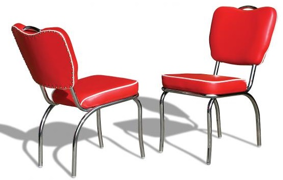 American 50s Style Diner Chairs Retro Chairs Co26