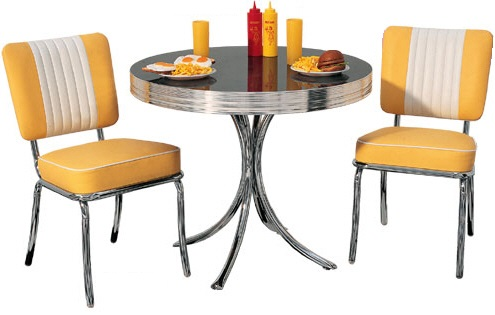 American 50s Style Diner Tables To19 Diner Table Retro