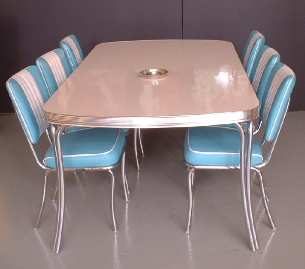American 50s Style Diner Tables To28 Large Diner Table Retro Diner Furniture 50s Diner