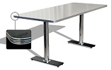 TO29W Retro Diner Table