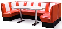 Diner Booth Combination Sets