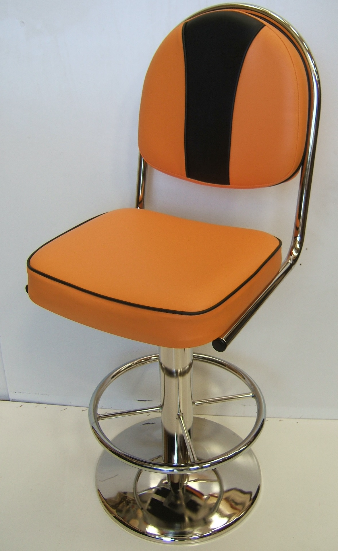 Miami Swivel Bar Stool Retro Bar Stools Wotever