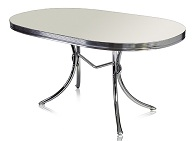 TO26 Retro Diner Table - Click on image to view more details