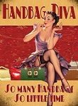 Handbag Diva Metal Tin Sign