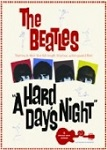 A Hard Days Night Metal Tin Sign