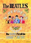 Sgt Pepper Metal Tin Sign