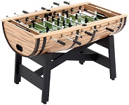 Barrel Table Football - Click here for details