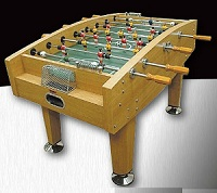 Wembley Table Football - Click here for details