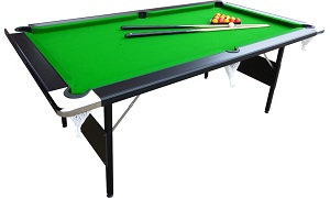 Hustler Folding Pool Table