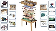34 in 1 Multi Table - Click here for details
