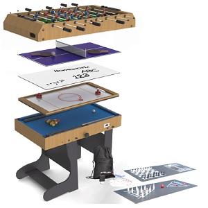 M4b 1f Folding Multi Games Tables Wotever