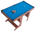 Clifton Vertical Folding Pool Table